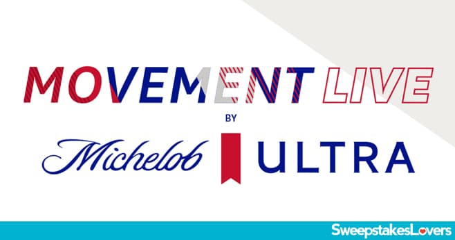 Michelob Ultra Team ULTRA Summer Sweepstakes 2021