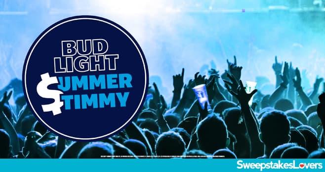 Bud Light Summer Stimmy Music Sweepstakes 2021