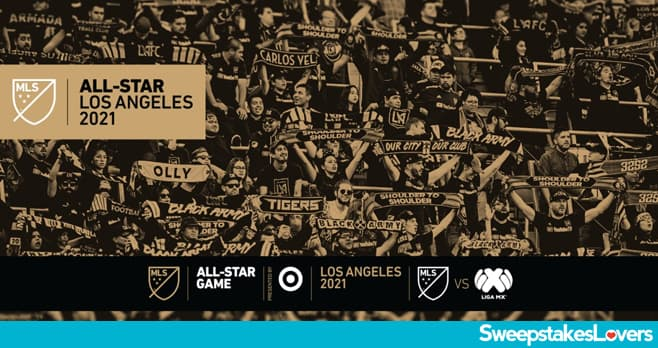 MLS Get Vaccinated Sweepstakes 2021