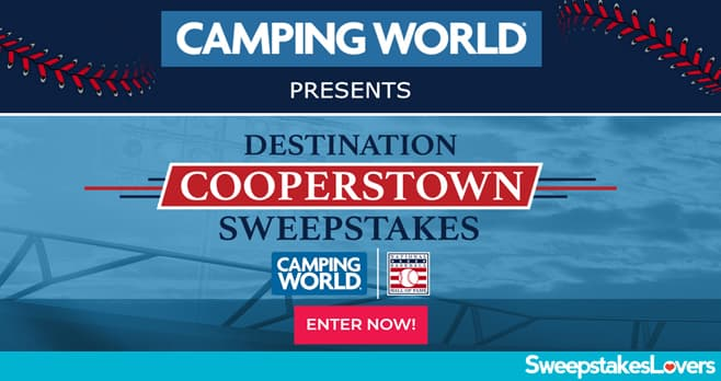 Camping World Cooperstown Sweepstakes 2021