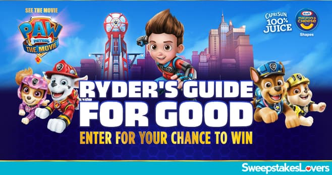 Kraft Heinz Guide For Good Sweepstakes 2021