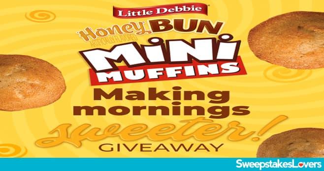Little Debbie Make Mornings Sweeter Giveaway 2021