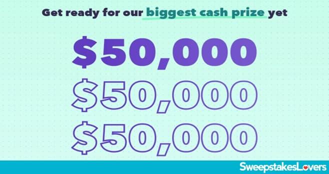 Mint $50K Giveaway 2021