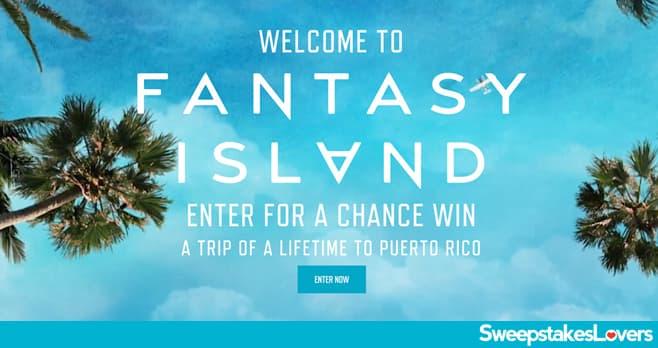 Fantasy Island Sweepstakes 2021