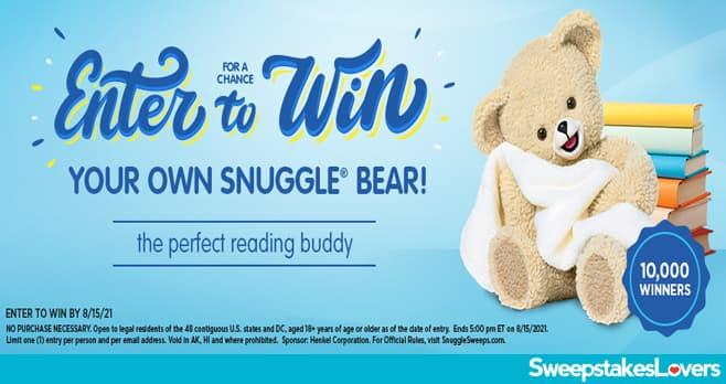 Snuggle Bear Sweepstakes 2021