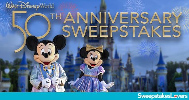 ABC The View Disney World Sweepstakes 2021