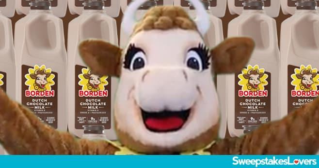 Borden World's Best Chocolate Milk Sweepstakes 2021