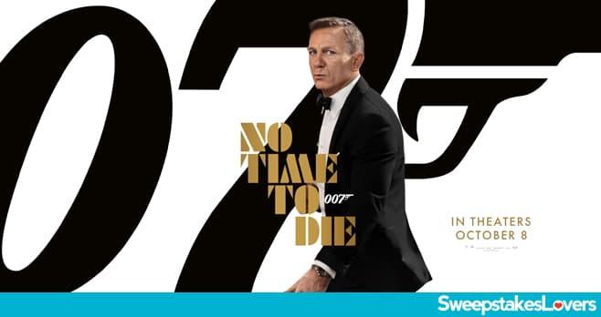 Heineken James Bond Experience Sweepstakes 2021