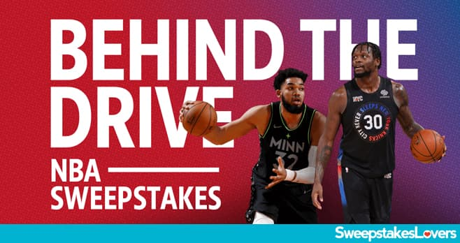 Mobil 1 Go Behind The Drive Sweepstakes 2021