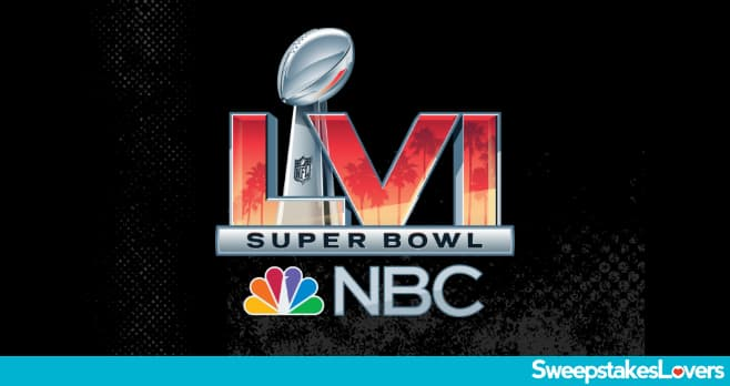Sunday Night Football canVS Super Bowl Sweepstakes 2021