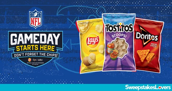 Tasty Rewards Game Day Starts Here Sweepstakes 2021