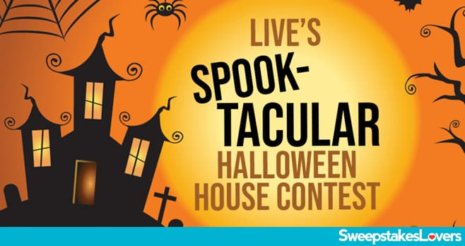 Live Kelly And Ryan Spook-tacular Halloween House Contest 2021